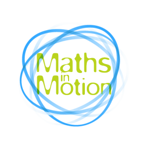 logo Maths in Motion